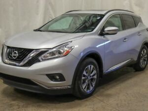2017 Nissan Murano SV Premium AWD w/ Navigation, Heated Seats