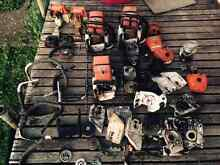 WANTED ALL STIHL CHAINSAWS Geilston Bay Clarence Area Preview