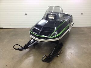 1979 ARCTIC CAT JAG 3000 EXTRA CLEAN!! INDOOR KEPT !! Kitchener / Waterloo Kitchener Area image 2