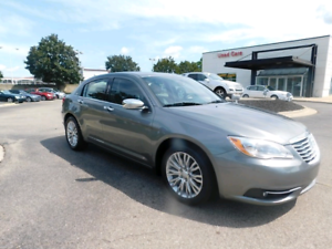 Parts 2012  Chrysler 200 limited