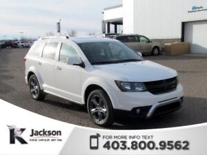 2017 Dodge Journey Crossroad - Vehicle Invoice Pricing