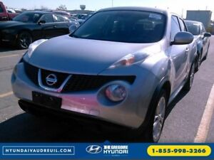 2011 Nissan JUKE SV AWD CVT Bluetooth MP3*USB Cruise A-C