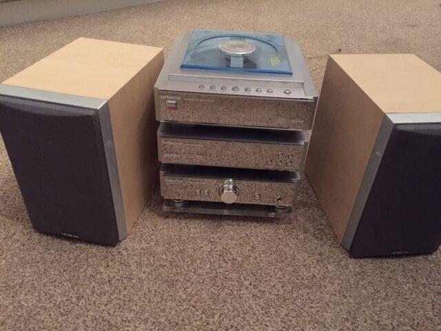 Hitachi Compact Hi Fi System AX M130 in West Bridgford  : 86 from www.gumtree.com size 640 x 480 jpeg 46kB
