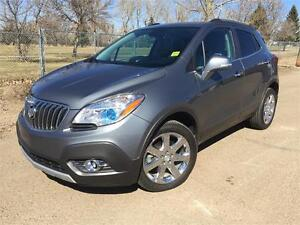 2014 Buick Encore PREMIUM **LEATHER-NAV-SUNROOF**