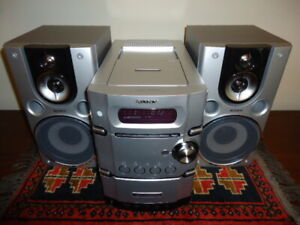 Sony Micro Hi-Fi Component CD System - Amazing Sound/Condition