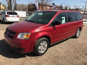 2009 Dodge Grand Caravan SE FlexFuel, Stow'n'Go, No Accidents