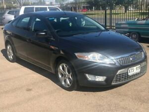 2008 Ford Mondeo MA TDCi Graphite 6 Speed Automatic Hatchback Woodville Park Charles Sturt Area Preview