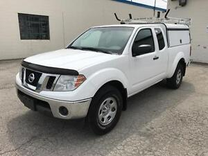 2009 NISSAN FRONTIER KING CAB XE 2WD