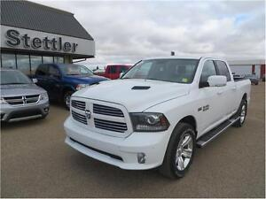 2014 RAM 1500 Sport 4x4 COMMAND START! TOW PACKAGE! SUNROOF!