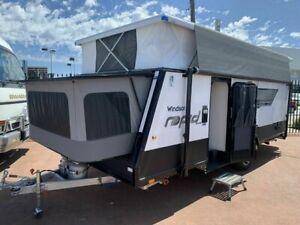 2018 Windsor Rapid Caravan St James Victoria Park Area Preview