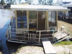 Summers Dream 4-6 berth Houseboat Robertstown Goyder Area Preview