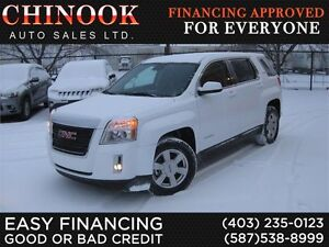 2015 GMC Terrain SLE AWD Low KM,Remote Start,Rear Cam,Bluetooth
