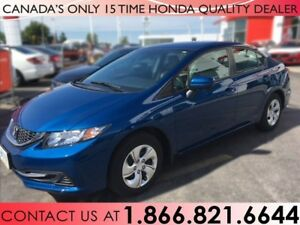 2014 Honda Civic Sedan **COMING SOON** LX | 1 OWNER | NO ACCIDEN