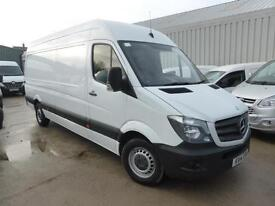 MERCEDES BENZ SPRINTER 313CDI LWB