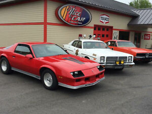 1984 Chevrolet Camaro Z28 Berline