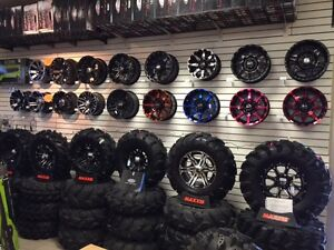 MASSIVE TIRE AND RIM SALE @ RECREATIONAL POWER SPORTS