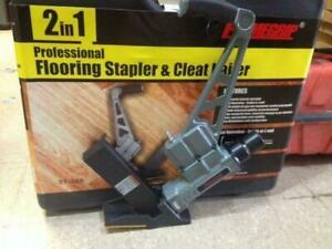 PRIMEGRIP 2 in 1 Hardwood Flooring Stapler and Cleat Nailer (BRAND NEW) Limited Quantities Remaining! WE SHIP NATIONWIDE