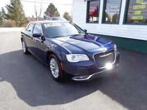 2017 Chrysler 300 Touring for only $219 bi-weekly all in!
