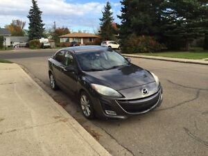 2010 Mazda Mazda3 GT Sedan - Fully Loaded