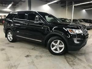 FORD EXPLORER XLT 4WD 2016 / CAMERA / 7 PASSAGERS / 88000KM!