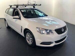 2015 Holden Commodore VF MY15 EVOKE SPORTWAGON White Sports Automatic Wagon Belmore Canterbury Area Preview