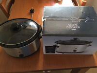 Tesco 3L slow cooker