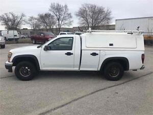 2007 Chevrolet Colorado LS Z71-Utility Truck-Great work truck-