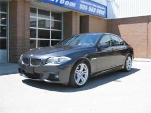 2013 BMW 535i xDrive Msport + 360 Cam + Navigation + Loaded