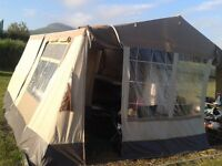 Trailer tent 4 Birth with awning!