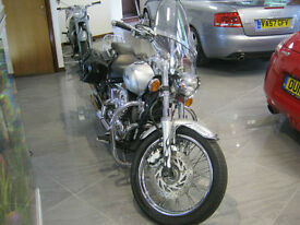 2004 04-Reg Yamaha XVS650,GEN 5900 MILES,FULLY CHROMED,IMMACULATE!!!
