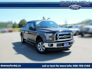 2016 Ford F-150 XLT 4X4 Backup Cam Blue Tooth