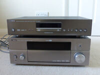 Yamaha AV Receiver and DVD player