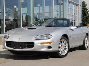 2002 Chevrolet Camaro Z28 | Convertible | Manual Transmission |
