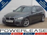 2013 13 BMW 3 SERIES 2.0 320D M SPORT TOURING 5D AUTO 181 BHP DIESEL