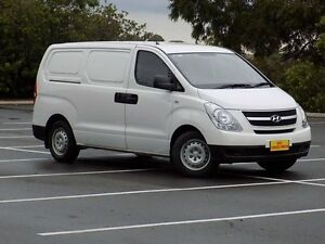 2015 Hyundai iLOAD TQ2-V MY15 White 6 Speed Manual Van Blair Athol Port Adelaide Area Preview