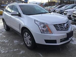 2014 CADILLAC SRX LUXURY (ONE OWNER)