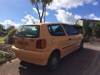 1995 VW Polo.