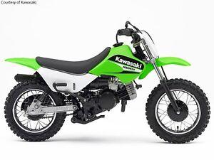 Looking for a Kawasaki KDX 50