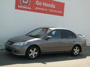 2004 Honda Civic Sdn Si