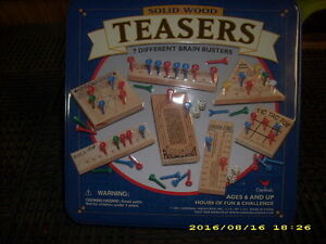 Assorted Game Teasers London Ontario image 1