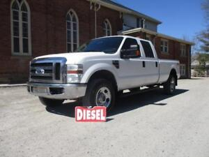 2008 Ford F-350  FX4 DIESEL ! 4X4  $14,999 COMES WITH WARRANTY!