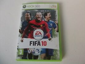 X box 360 game 'Fifa 10' could be posted