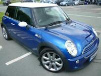 2006 Mini Mini 1.6 ( Chili ) Cooper S 51444 miles blue shrewsbury