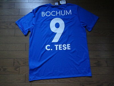 Bochum #9 C.Tese 100% Original Jersey Shirt XL 2011/12 Home BNWT North Korea image
