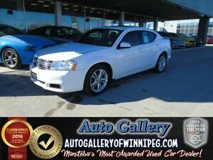 2014 Dodge Avenger SXT *Roof/Htd. Seats