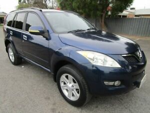 2012 Great Wall X240 CC6461KY MY11 (4x4) 5 Speed Manual Wagon Clearview Port Adelaide Area Preview
