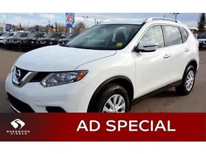 2016 Nissan Rogue S Internet Special was $28743 Now $25988