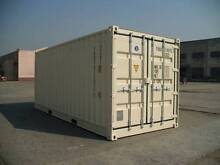 Shipping Container 20' GP New (used once), with Lock Box, Burnie Burnie Burnie Area Preview