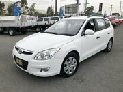 2009 Hyundai i30 FD MY09 SX White 4 Speed Automatic Wagon Greystanes Parramatta Area Preview