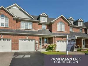 Welcome To 74 Mcmann Cres In Courtice!